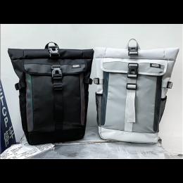 Trend Cool Men's Reflective Backpack Large Capacity Waterproof Travel Backpacks Fashion School Backpack for Teenager Big Bag Men