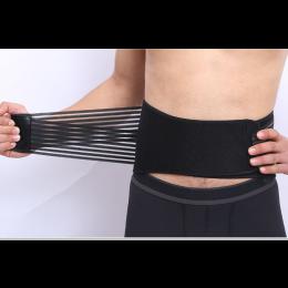 LOWER BELT Powerful support elastic waist protection belt Lumbar disc herniation correction sports protection belt