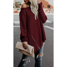 fashion winter clothes women knit sweaters warm shirts