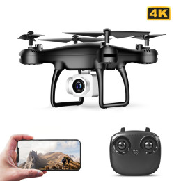 TXD-8S Drone 4k Profesional with Camera WIFI FPV RC Quadrocopter Drones Aerial Photography Ultra-Long Life Detachable Camera Dron Toy