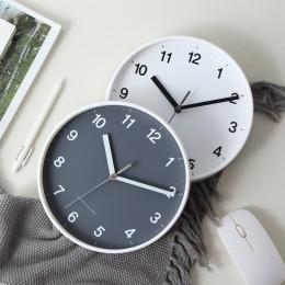 8 inch Alarm clock for table (Round design)