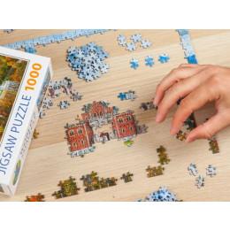 1000 pcs assembled Puzzle, super difficult decompression children's educational toys