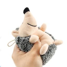 Pet sounding toy hedgehog