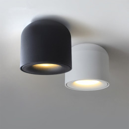 LED Downlight COB Spot light for Living room, Bedroom, Kitchen, Bathroom, Corridor, AC 90v-260v