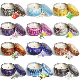 12 Constellation Environmental Protection Soy Wax