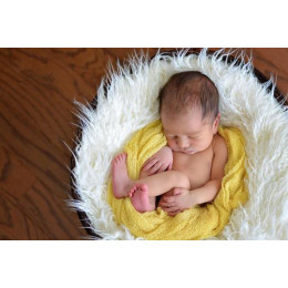 Children's photography props photo studio photo long blankets baby photography hundred days baby photography round blanket