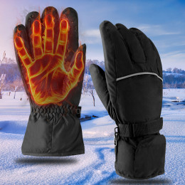 Electric gloves  -Without Switch.