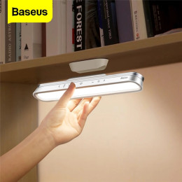 Baseus Magnetic Table Lamp Hanging Wireless Touch LED Desk Lamp