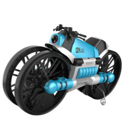 2 in 1 Transforming Motorcycle & Raptor Drone with Camera