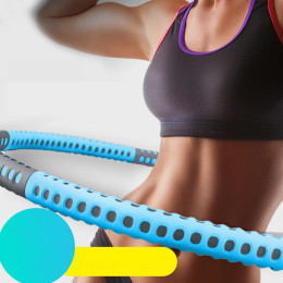 6 Sections Fitness Hoop