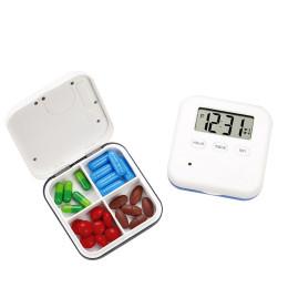 Mini Traveling Portable Timing Reminder Smar Pill Box