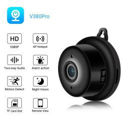Mini Wifi IP Camera HD 1080P Wireless Indoor Camera