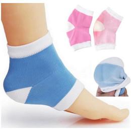 2pairs Moisturizing Gel Heel Socks for Dry/Cracked/Peeling Heels