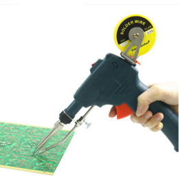 60W Manual Send Tin Gun Electric Soldering Iron
