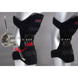 Sport Spring knee strap Mountain climbing running Knee booster