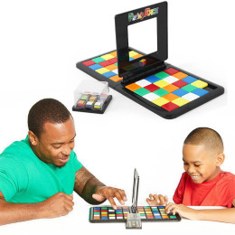 Magic Block Game  Education Toy Board Game Rubik's Cube Toy