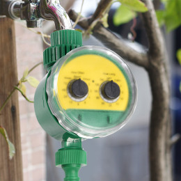 Multi-function Two Dial Automatic Garden Water Timer