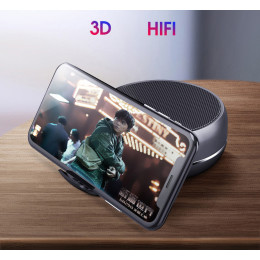 Wireless Bluetooth Speaker Mini Portable Subwoofer