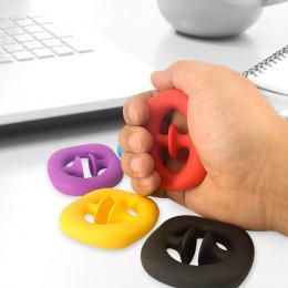 Five finger grip ring