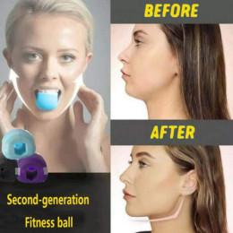 Facial mandibular muscle chewer