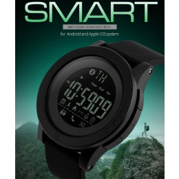 SKMEI Calorie Pedometer Men's Electronic Digital Smart Wristwatch