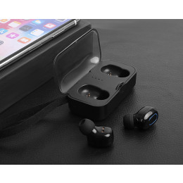 T18S Bluetooth 5.0 Earphones TWS Wireless Headphones