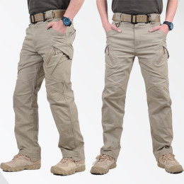 IX9 City Military Tactical Cargo Pants Men SWAT Combat Army Pants