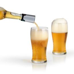 Beer foam foamer