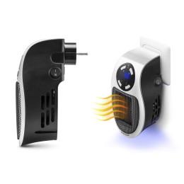 500W Electric Mini Fan Household Wall Handy Heater