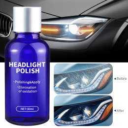 Car Headlights Oxidation Liquid Repair Agent