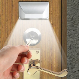 Practical Intelligent Door Lock Cabinet Key Induction Small Night Light