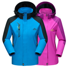 Autumn Waterproof Windbreaker Jackets Breathable UV protection Overcoat