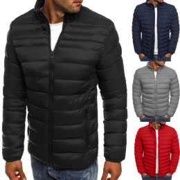 Men's  winter warm Puffer jacket  Jacket Coat