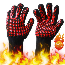 Amazing gloves Flame and heat resistant