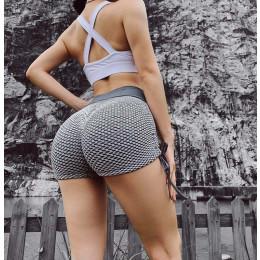 Fitness beauty peach hip shorts