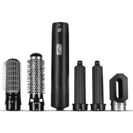 Five in one hot air comb curling iron