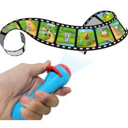 Kids Cartoon Flashlight Projector Toys