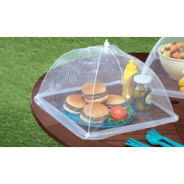 Mesh Screen Food Cover Tents (2-Pack)