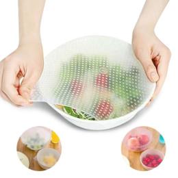 Silicone Food Fresh Wraps