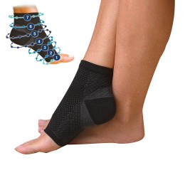 Foot Angel Anti Fatigue Foot Compression Sleeve socks
