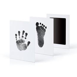 Newborn Baby Handprint Footprint Pad