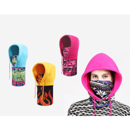 Winter Outdoors Balaclavas Face Mask Scarf Hats