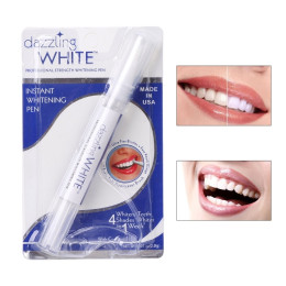 Dazzling White Instant Whitening Pen 4 Shades Whiter in 1 Week