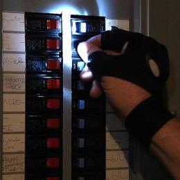 Magic Fingerless Glove