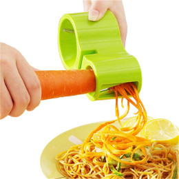 3in1 Carrot Spiral grater