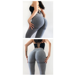Yoga pants high waist hip-lift sports shorts