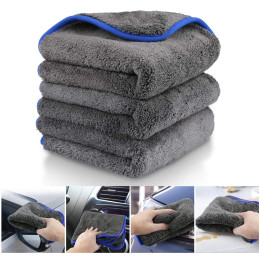 1200gsm double-sided absorbent car wash towel