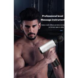 Massage Gun Muscle Relaxation Massager Vibration Fascial Gun Fitness Equipment
