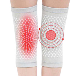 2PCS Self Heating Support Knee Pad Knee Brace Warm