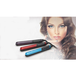 LCD Display 2-in-1 Hair Iron